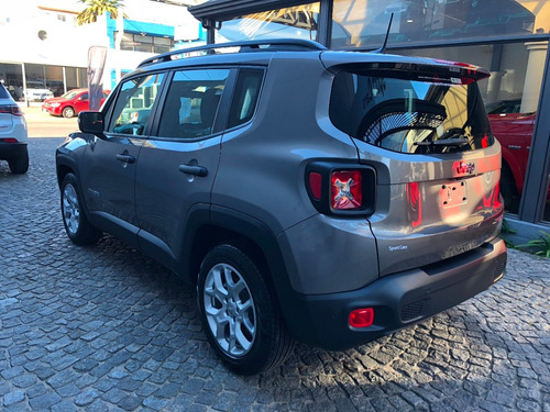 jeep renegade 1.8 sport plus automática 2018 full sport cars
