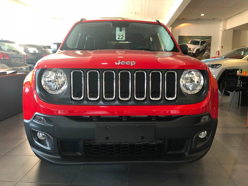 jeep renegade 1.8 sport plus automática