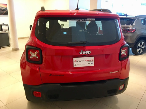 jeep renegade 1.8 sport plus automática