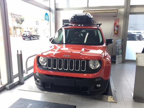 jeep renegade 1.8 sport plus automática ¡¡ entrega ya !!