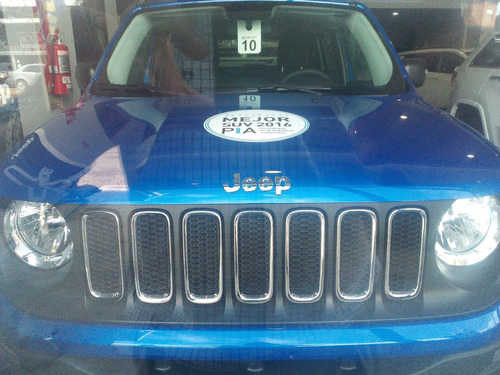 jeep renegade 1.8 sport plus automática my2018