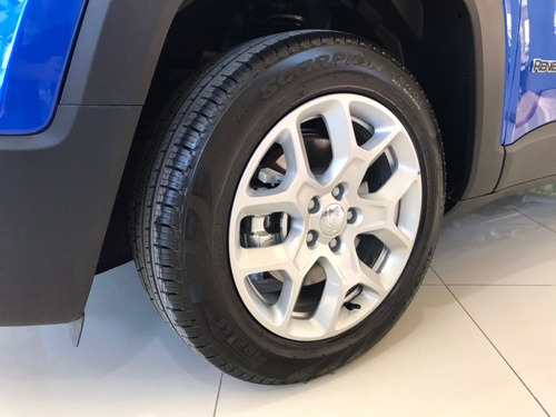jeep renegade 1.8 sport plus automática nueva línea 2018