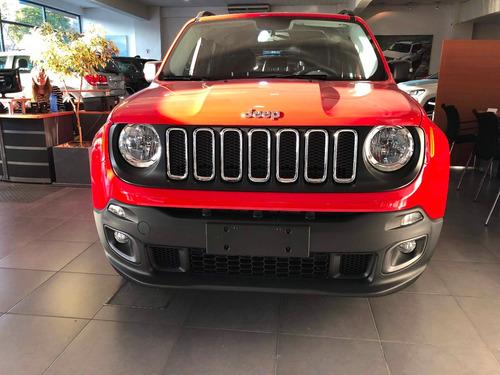 jeep renegade 1.8 sport plus entrega cuota 4