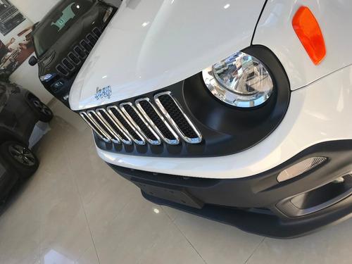 jeep renegade 1.8 sport plus manual (mt) 100% financiada