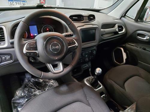 jeep renegade 1.8 sport tomamos su usado
