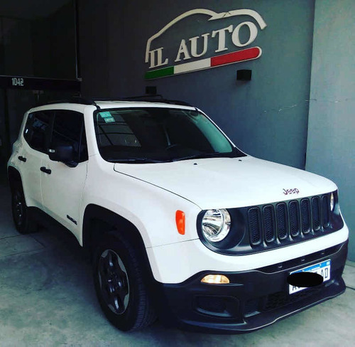 jeep renegade 1.8 sport wild 2018