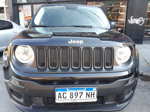jeep renegade 1.8 sport wild 2018 patentada sin rodar