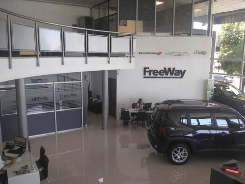 jeep renegade 1.8sport manual entrega inmediata stock fisico