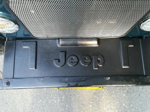 jeep renegade 1979 extralargo original motor nkr 2800 turbo