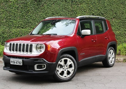 jeep renegade 2.0 16v turbo diesel limited 4p 4x4