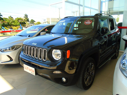 jeep renegade 2.0 16v turbo diesel longitude 4p 4x4