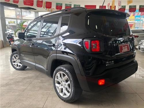 jeep renegade 2.0 16v turbo diesel longitude 4p 4x4 automáti