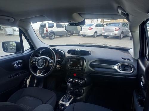 jeep renegade 2.0 16v turbo diesel sport 4p 4x4 automático