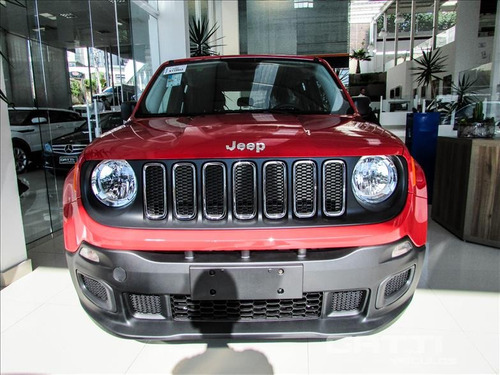 jeep renegade 2.0 16v turbo limited 4x4
