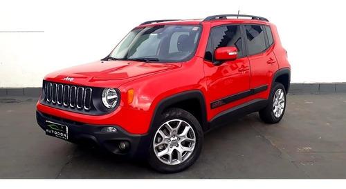 jeep renegade 2.0 longitude 4x4 aut. 5p 2016