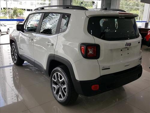 jeep renegade 2.0 longitude 4x4 aut. 5p