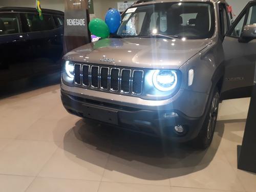 jeep renegade 2.0 longitude diesel  aut. 5p 20/20