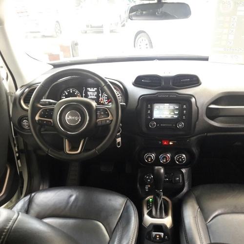 jeep renegade 2.0 sport 4x4 aut. 5p 2017