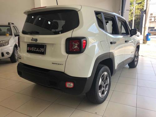 jeep renegade 2.0 sport 4x4 aut. 5p