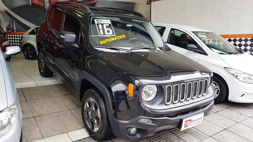 jeep renegade 2.0 sport 75 anos 4x4 aut. 5p