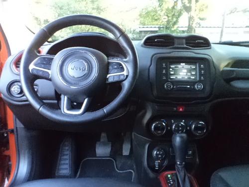 jeep renegade 2.0 trailhawk 4x4 aut.na garantia 2016 48mkm