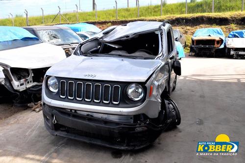 jeep renegade 2015 para retirada de peças