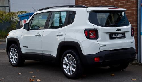 jeep renegade 2015 sucata retirada de peças.autopartsabc