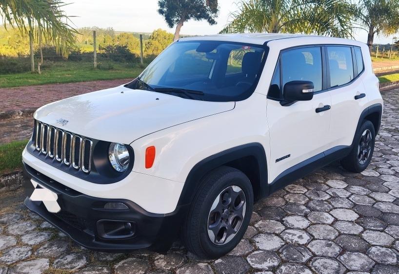 Jeep Renegade 2016 1 8 Sport Flex 5p R 51 899 Em Mercado Livre