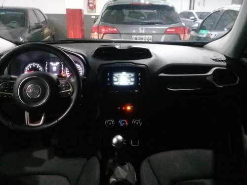 jeep renegade 2016 1.8 sport usados taraborelli