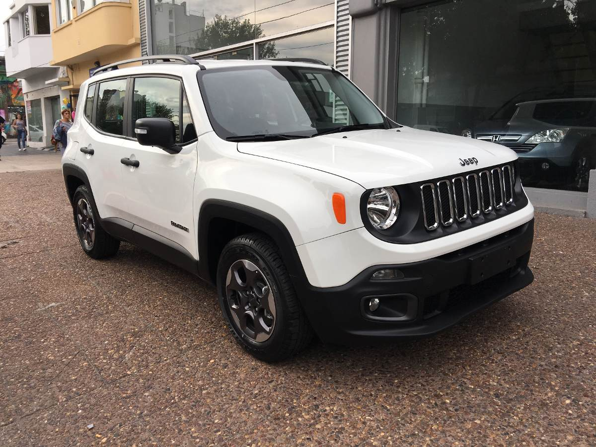 jeep renegade 2017 0km linea completa con entrega inmediata en mercado libre. Black Bedroom Furniture Sets. Home Design Ideas