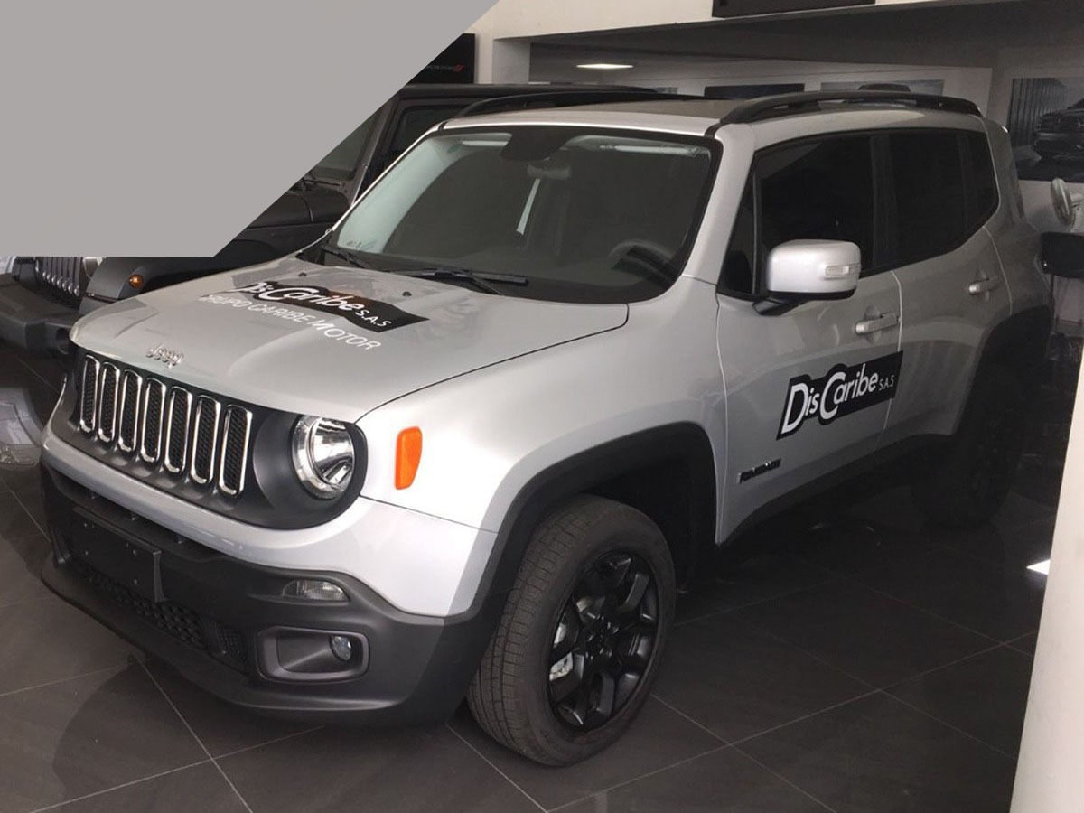 jeep renegade 2017 2400cc at 4x4 en tucarro. Black Bedroom Furniture Sets. Home Design Ideas