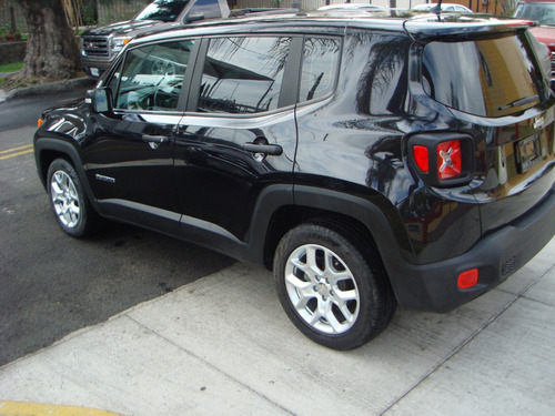 jeep renegade 2017 negro