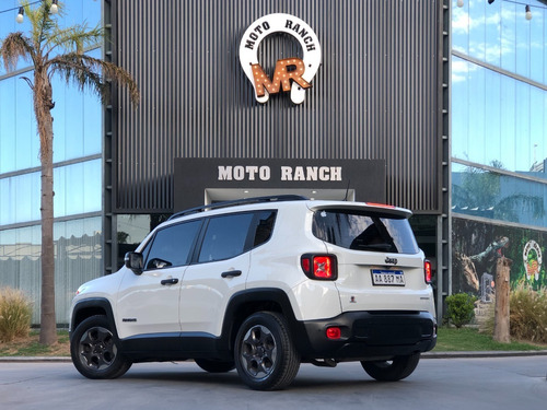 jeep renegade 2017 sport plus manual, con 7 airbags !