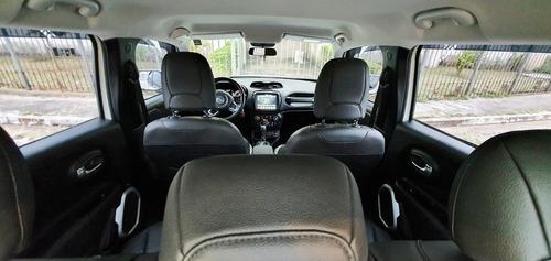 jeep renegade 2018 1.8 longitude flex aut. 5p
