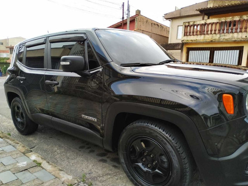 jeep renegade 2018 1.8 longitude flex aut. 5p