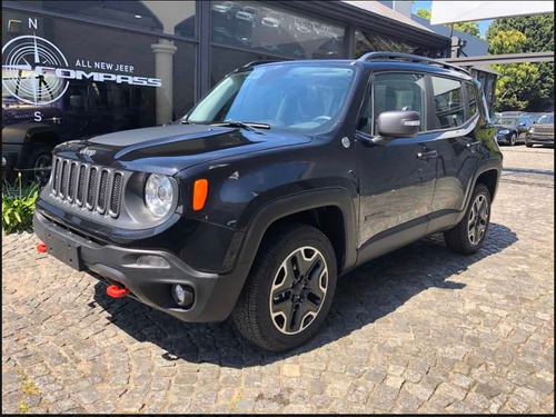 jeep renegade 2018 2.4 trailhawk at9 4x4