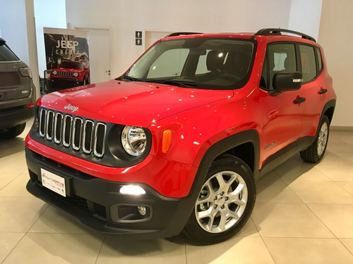 jeep renegade 2018, financiación sin interes.