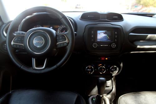 jeep renegade 2018 latitude, piel, aire, elec, aut, 4 cil