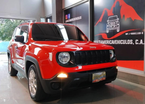 jeep renegade 2018 nueva