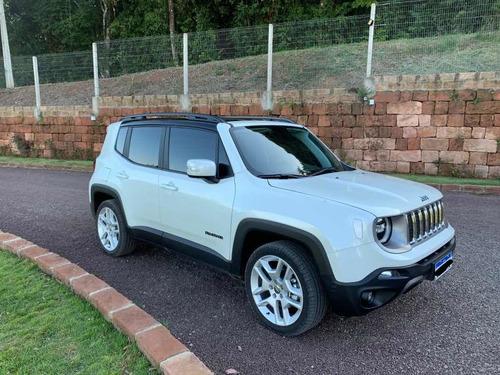 jeep renegade 2020 1.8 limited flex aut. 5p