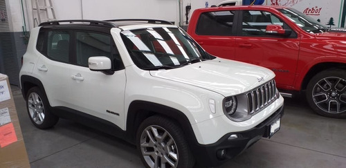 jeep renegade 2020 limited piel at
