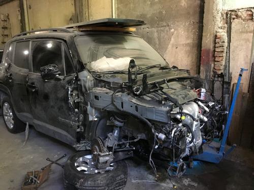 jeep renegade 2.4 4x4 dado de baja con alta de motor