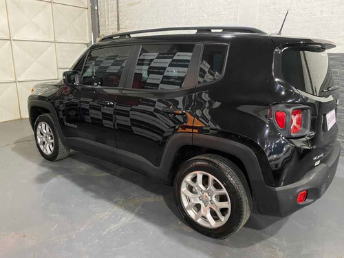 jeep renegade 2.4 longitude at 2016