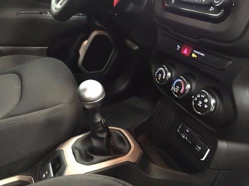 jeep renegade 4x2 1.8 sport ,oferta contado efectivo hoy2017