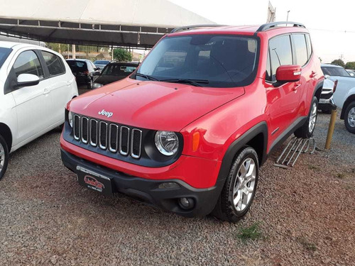 jeep renegade 4x4 2016