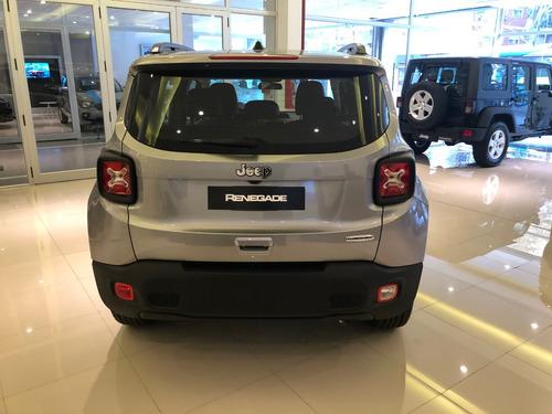 jeep renegade  at el mejor precio de contado t/financiado