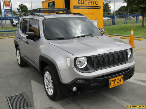 jeep renegade at sport plus