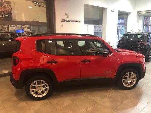 jeep renegade at6 my20 u$14.960. contado efectivo