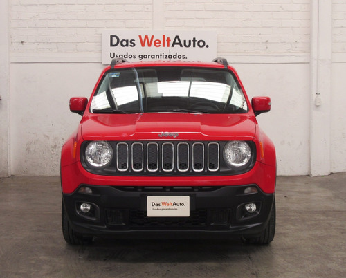 jeep renegade  aut 2017