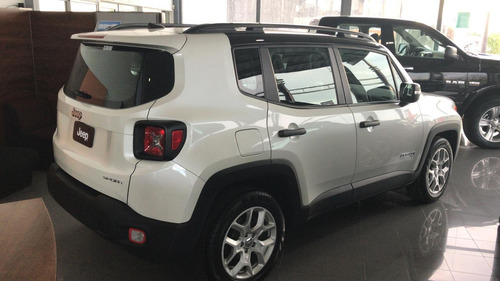 jeep renegade automatica 7 airbags oferta 2019